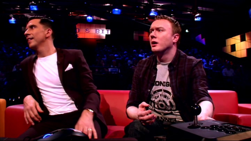 Dara O Briain's Go 8 Bit 2x07 Lolly Adefope Russell Kane