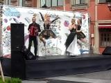 Алёна Мальцева и фольк-шоу Ярмарка на Книжных аллеях