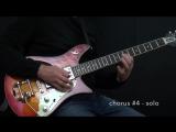 So what, so funky - George Benson Style Improvisation with Tabs - Achim Kohl - J