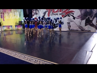 Freestyle pom Team Juniors Miami