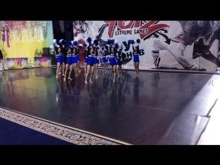 Freestyle pom Team Juniors Miami