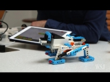 Lego Boost Brings Robotics to a Younger Audience