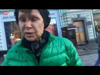 Московские водители ездят по пешеходным зонам. Продолжаем эксперимент