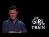 THE GIRL ON THE TRAIN interviews - Emily Blunt, Justin Theroux, Haley Bennett, Luke Evans, Ramirez (1)