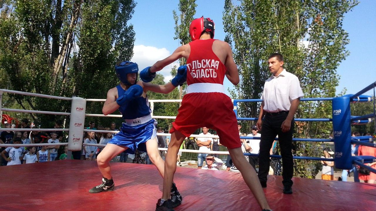 Узловские боксёры одержали победу