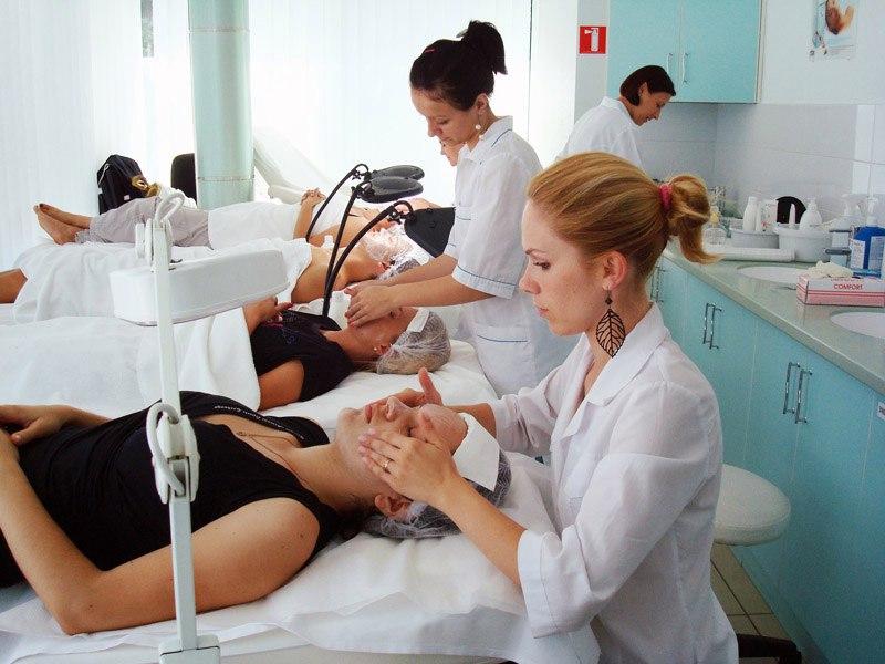 Обучение на косметолога