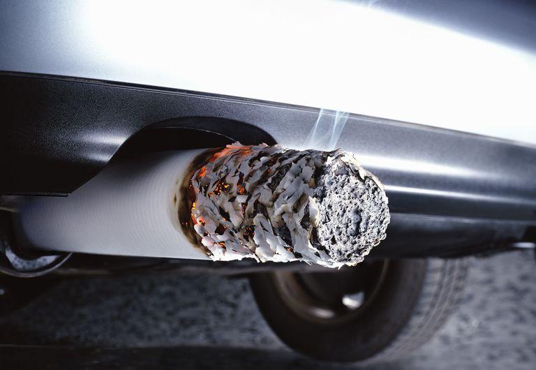 что содержит сигарета