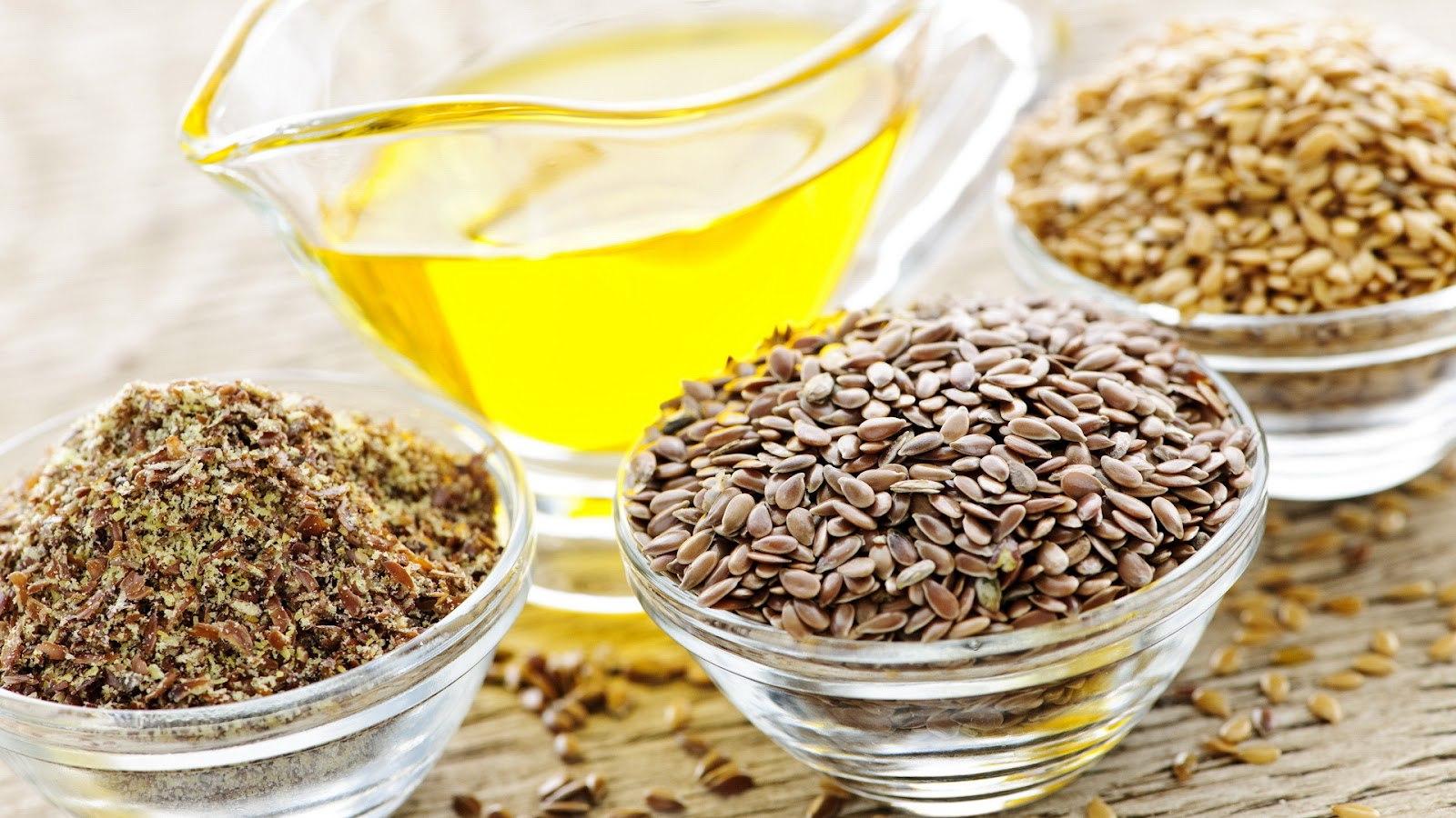 12 Удивительных преимуществ льняного масла