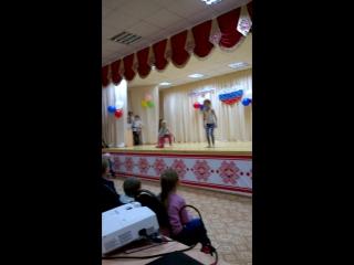 танец доченьки