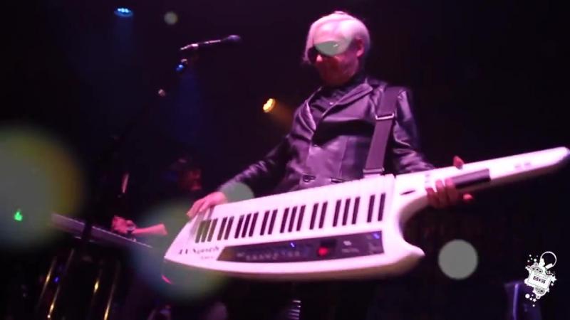 Trans-X - Living On Video (Live 2012 HD)
