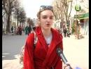 Люди у піжамах бігали центральною вулицею Хмельницького