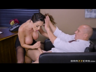 Brazzers.com] ariella ferrera - fellatio from the she-e-o (19.07.2017) [big tits, big tits worship, boss, brunette, business wom