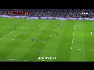 Барселона 0:0 Атлетик | Незасчитанный гол Суареза