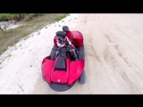 Gibbs Sports - Quadski XL 2-Seater High Speed ​​амфибия (HSA) Гидроциклы [1080p]
