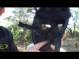 Разрушительное ранчо - Пуленепробиваемая маска!