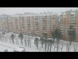снег Подслушано Проспект В. Клыкова (Курск,Плевицкой)