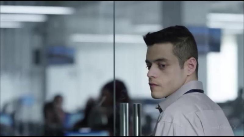 Мистер Робот Mr. Robot ( отрывок ) - Найти того с кем смогу быть честен.. - Чушь какая..