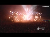 Willem de Roo vs. Exis - Hyperdrive vs. The Count (Armin van Buuren Mashup) Live At UMF 2017