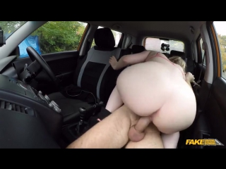 Fake Driving School Ryan Ryder Satine Spark Giggly Marketing Student Creampie New Porn 2017