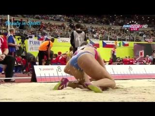 Beautiful Long Jump Moments 3 - Womens Athletics