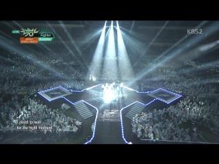[VK][18.11.2016] MONSTA X - Fighter @ Music Bank in Gyeongju