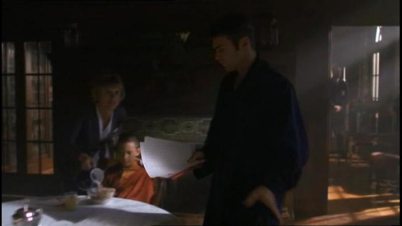 Звёздные врата: ЗВ-1 Сезон 4 Серии 17 Абсолютная власть 19 января 2001 Год