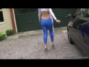 Shinyvideos Heidi in Leggings 2 ( fetish milf wet pussy big tits suck blowjob kink porn anal мамка сосет порно анал шлюха фетиш