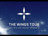 BTS Wings Tour in Saitama Day 2 на канале TBS 1 Full
