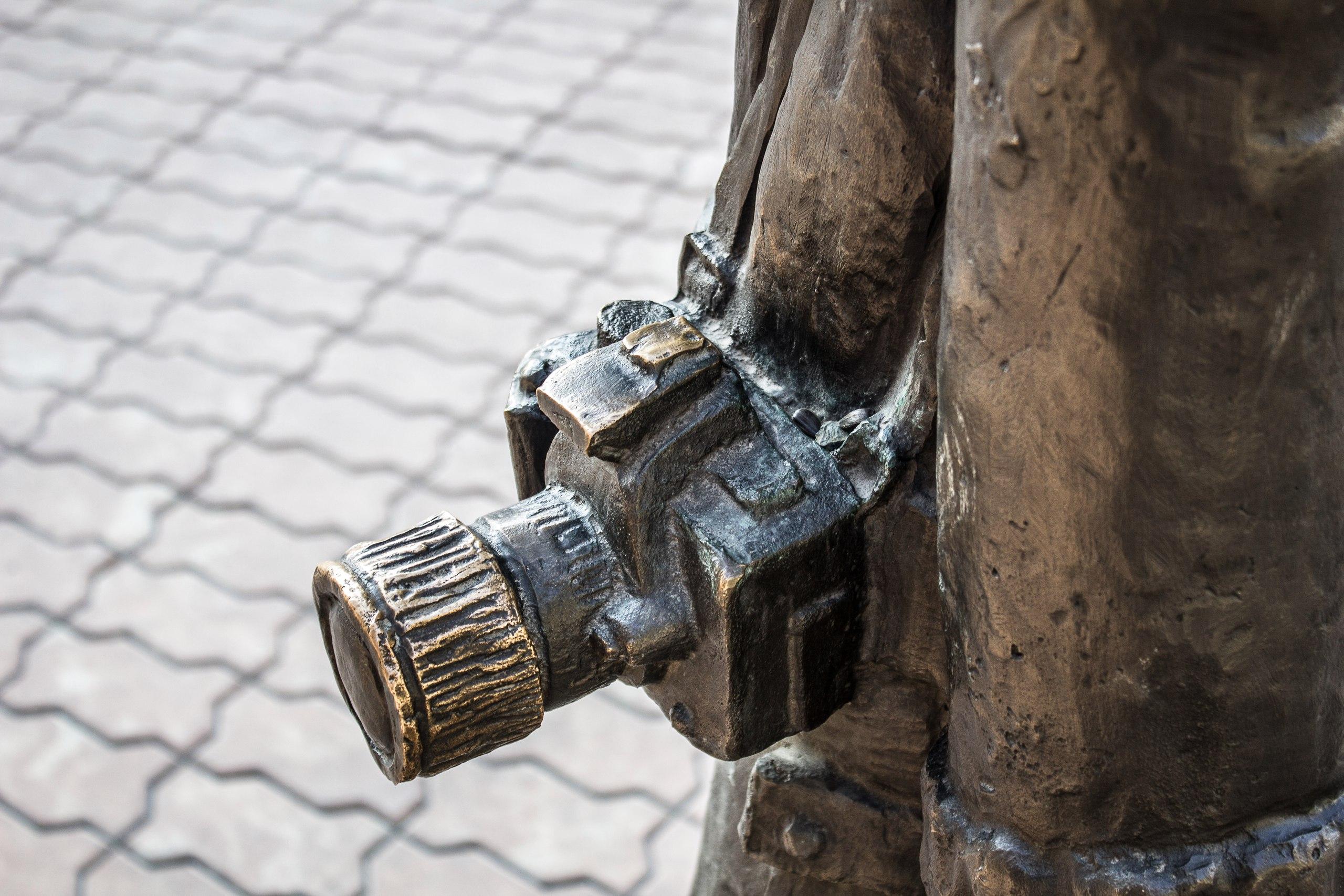Фотоаппарат туриста. Иркутск