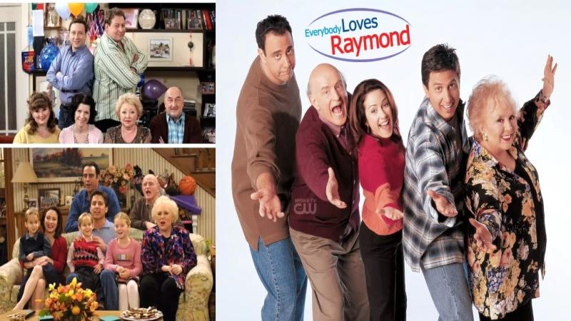 Все любят Рэймонда Everybody Loves Raymond 01 сезон 01 серия 1996