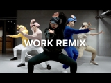 1Million dance studio Work - Rihanna (Breeze You'Nasty Remix) / Sori Na Choreography
