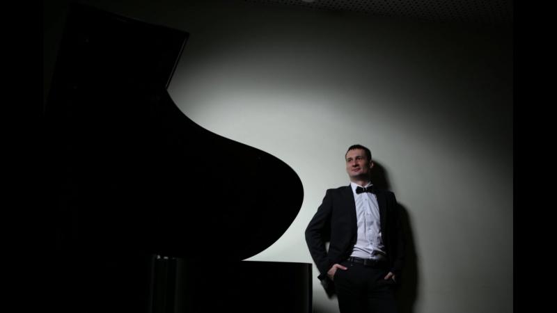 Liszt. Transendental Etude c-moll Wilde Jagd (Rinat Zileev)