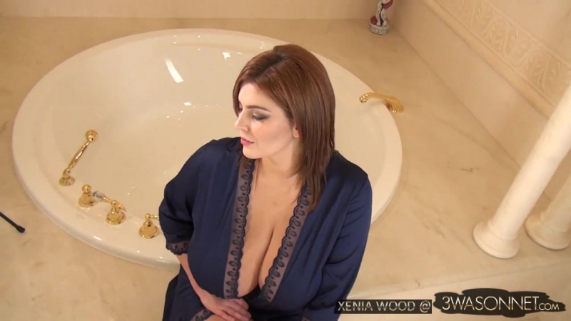 Видео Xenia Wood (aka Нина Потрапелюк) - In An Open Robe [HD 1080, Big Tits, Ass, Busty, Beautiful, Model, Пышки, Сиськи, Украин