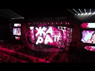 Юбилейный концерт Софии Ротару в рамках музыкального фестиваля ЖАРА'17 прошел блестяще!
