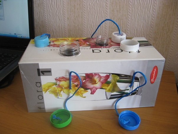 Развивающие игрушки своими руками для детей до 1 года
