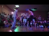 2D CLUB 7. Hip-Hop Juniors. 1/8 - Пименова Саша - Абгарян Мелине (win)