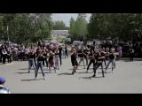 День непослушания + Флешмоб (123 гимназия)