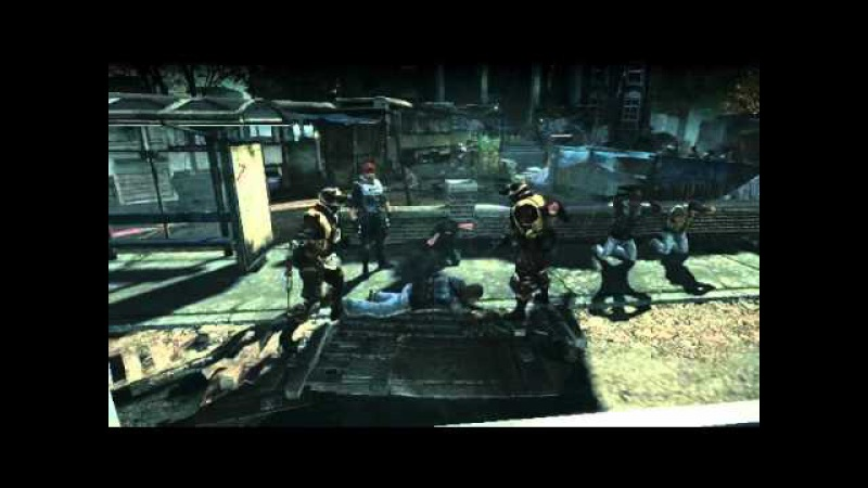 HOMEFRONT TRAILER FOR PS3,XBOX360,PC