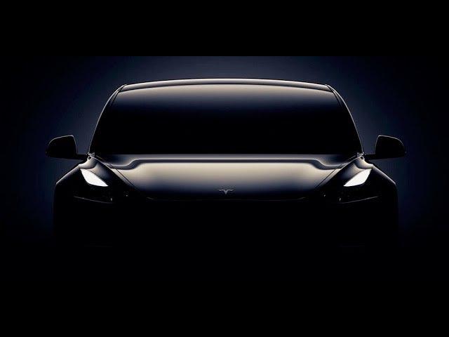 Финальная презентация Tesla Model 3  29.07.2017  (На русском)