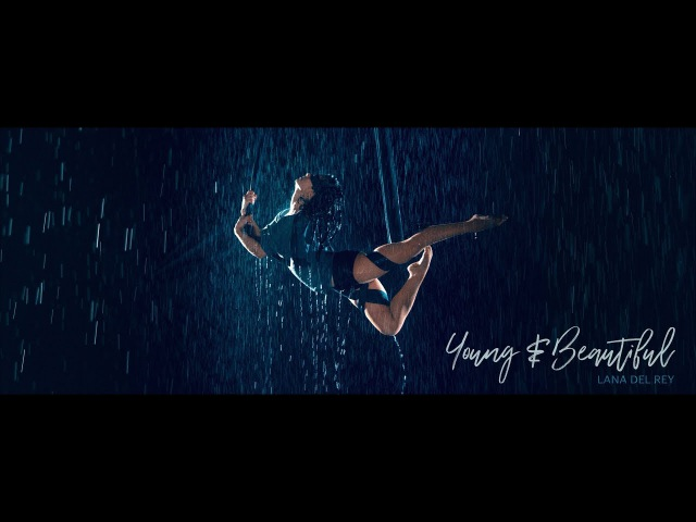 VERSATILE ASSASSINS | Young Beautiful | Blindfolded Aerial Performance in Rain Room - Selkie Hom