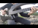 Heart-Shaped Box - Nirvana - Harp Guitar Cover - Jamie Dupuis -