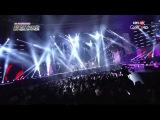 KBS W Gaon Chart K Pop Awards Block B  Nice Day + HER 150128