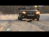 Советы «Главной дороги» как правильно ездить по снежной колее