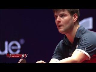 Dimitrij Ovtcharov vs Aruna Quadri (Bulgaria Open 2017) 1/2