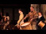 Globe on Screen-Macbeth (Opening)