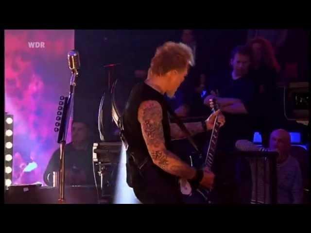 Lou Reed Metallica -Dragon live 2011