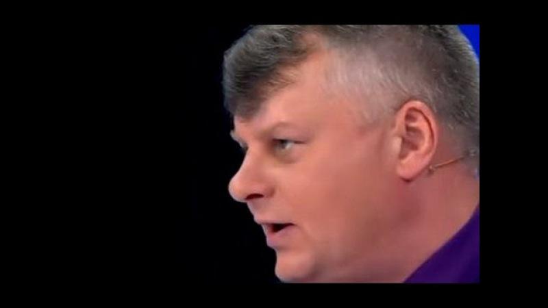Срочно врачей! Украинского фашиста нереально припекает Русским нужно покаяться перед Украиной!