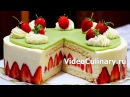 Торт Фрезье Лучший рецепт от Бабушки Эммы
