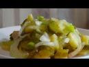 Супер вкусный картофельный салат Постное блюдо~ Potato salad