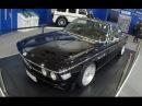 BMW 3.0 CSI !! E9 !! BBS WHEELS !! BLACK COLOUR !! WALKAROUND !!